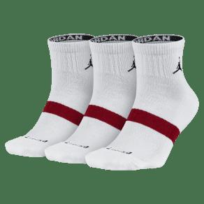 Jordan Dri-FIT Low Quarter Socks (3 Pair)
