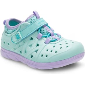 Stride Rite Made2Play® Phibian Sneaker Sandal Turquoise, Size 8 M Toddler Shoes