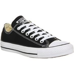 Converse All Star Low BLACK CANVAS