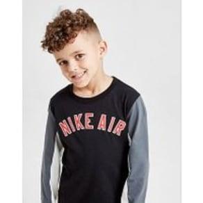 4cd25c307e44 Nike Air Long Sleeve T-Shirt Children - Black - Kids