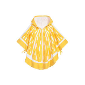 H & M - Hooded towel - Yellow