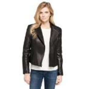 6ac251ae68d7f Wilsons Leather Vintage Quilted Leather Moto Jacket