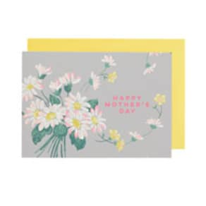 Daisies And Buttercups Happy Mothers Day Card