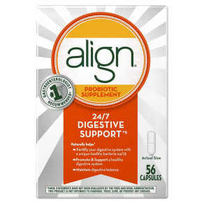 Align Probiotic Supplement Capsules - 56ct
