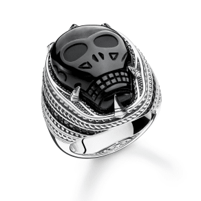 Thomas Sabo ring black TR2214-705-11-58