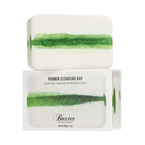 Baxter of California - Italian Lime And Pomegranate Vitamin Cleansing Bar 198G