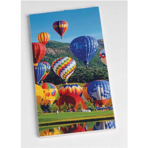 Springbok Balloon Bonanza Bridge Score Pads Playing Cards Game Accessory