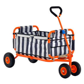 Sandusky - Kitchen Cart and Utility - 54x24x26 - Orange, Hyper Orange I