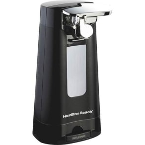 Hamilton Beach - Can Opener - Black