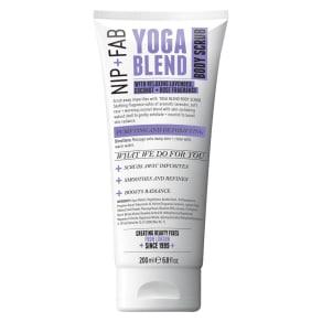Nip+Fab Yoga Blend body scrub 200ml