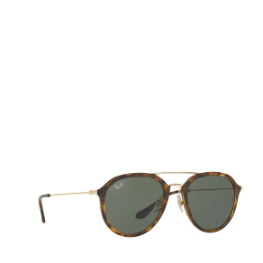 5be877d02f Ray-Ban - Havana Rb4253 Square Sunglasses. Debenhams