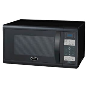 Oster 1.1 cu ft 1100 Watt Digital Microwave Oven - Black OGZJ1104