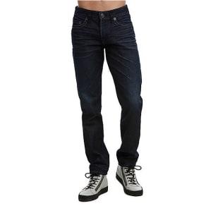 Men's Super T Geno Slim Jean | Midnight Riot | Size 29 | True Religion