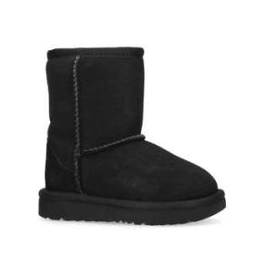Ugg Classic Ii Kids - Kids Black Sheepskin Boots