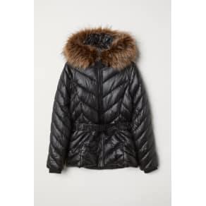 3bb4b09b25f H  amp  M - Padded jacket - Black
