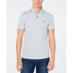 48df44f33c41 AX Armani Exchange Men  039 s Pique Collar Polo