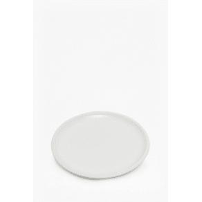 Artisan White Side Plate - White