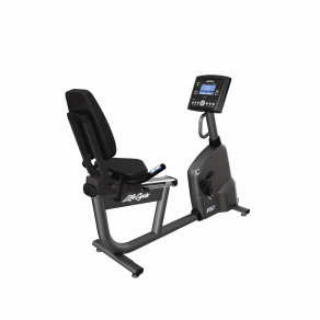 Life Fitness Clearance Rs1 Lifecycle Recumbent Exercise Bike - Base Only