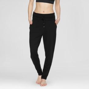 Velvet Rose Women's Jogger Pants - Black Xs