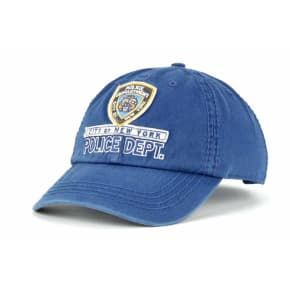 Nypd Nypd Summary Cleanup Snapback Cap