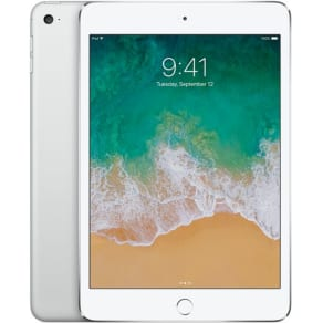 iPad mini 4 Wi-Fi 128GB - Silver