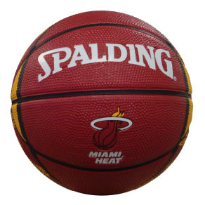 Wilson Miami Heat Nba 7-Inch Mini Basketball