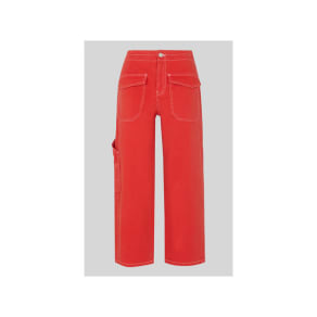 Carpenter Crop Trouser