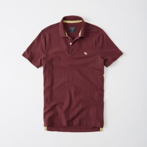 Stretch Pop Icon Polo