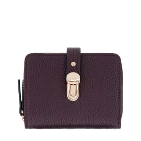 Tara Push Lock Wallet