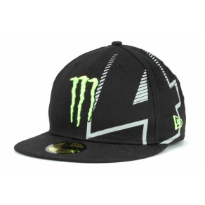 Monster Rc4 New Era Fitted Cap