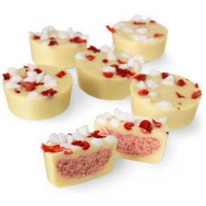 White Chocolate Eton Mess Selector