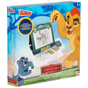 Disney The Lion Guard - Travel Art Easel