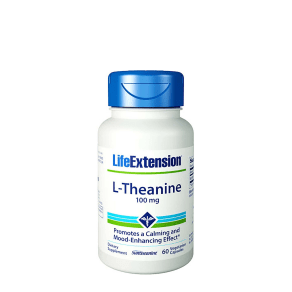 L-Theanine 100 Mg - 60 Capsules - Life Extension(r) - Other Amino Acids
