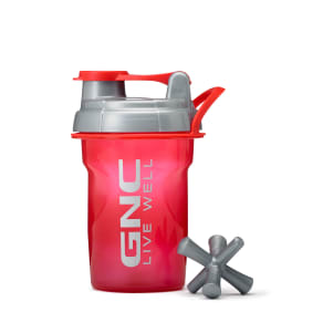 20oz Jaxx(tm) Shaker Cup - Red - 1 Item(s) - Gnc - Mixers Shakers and Bottles