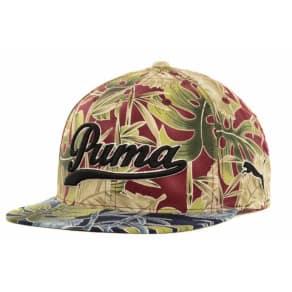 Puma All Over Print Snapback Cap