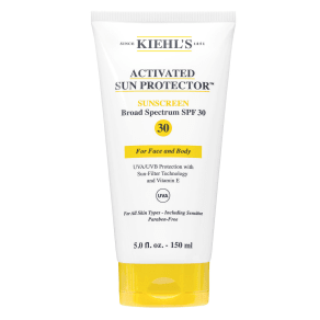 Kiehl's Activated Sun Protector Spf30 150ml