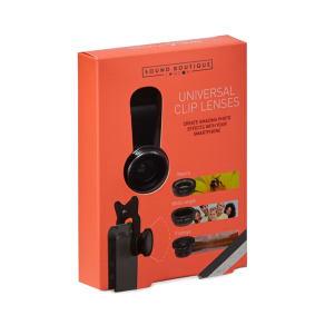 Sound Boutique Universal Clip Lenses
