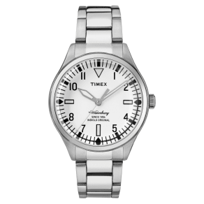 Men's Timex Waterbury Bracelet Watch, 38mm