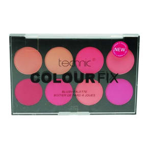 Technic Colour Fix 8 Colour Blush Palette