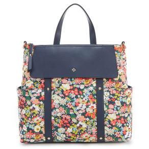 Antonio Melani Made With Liberty Fabrics Convertible Backpack