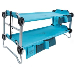 Kid-O-Bunk with Organizers - Teal (Blue)