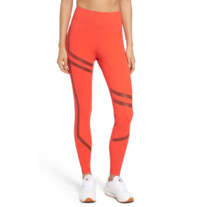 Women's Reebok Linear High Rise Performance Tights