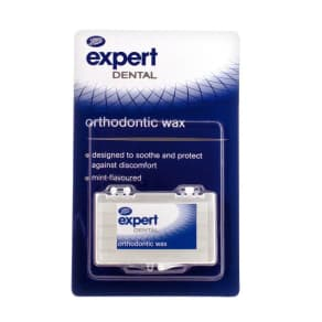 Boots Expert Orthodontic Wax
