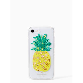 Kate Spade New York Jeweled Pineapple Iphonecase, Clear