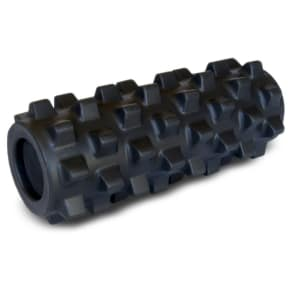 Rumbleroller Extra Firm Compact Roller - Black