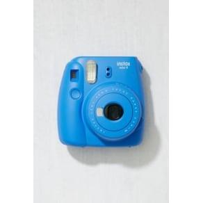 Fujifilm Instax Mini 9 Cobalt Blue Instant Camera, Blue