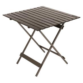 Kamprite Kwik Fold Table, Gray