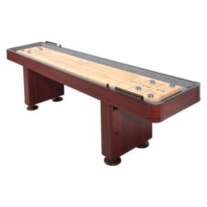Hathaway Shuffle Board Set - Cherry