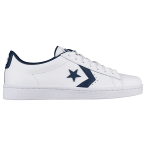 Converse Pro Leather 76 Ox - Mens - White/Navy