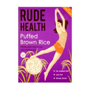Rude Health Puffed Brown Rice 225g - 225g